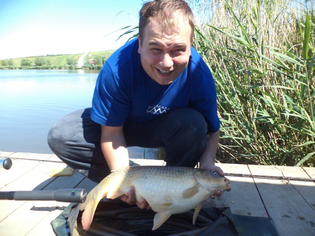 Aventuri la pescuit - Cupa Comisionarului