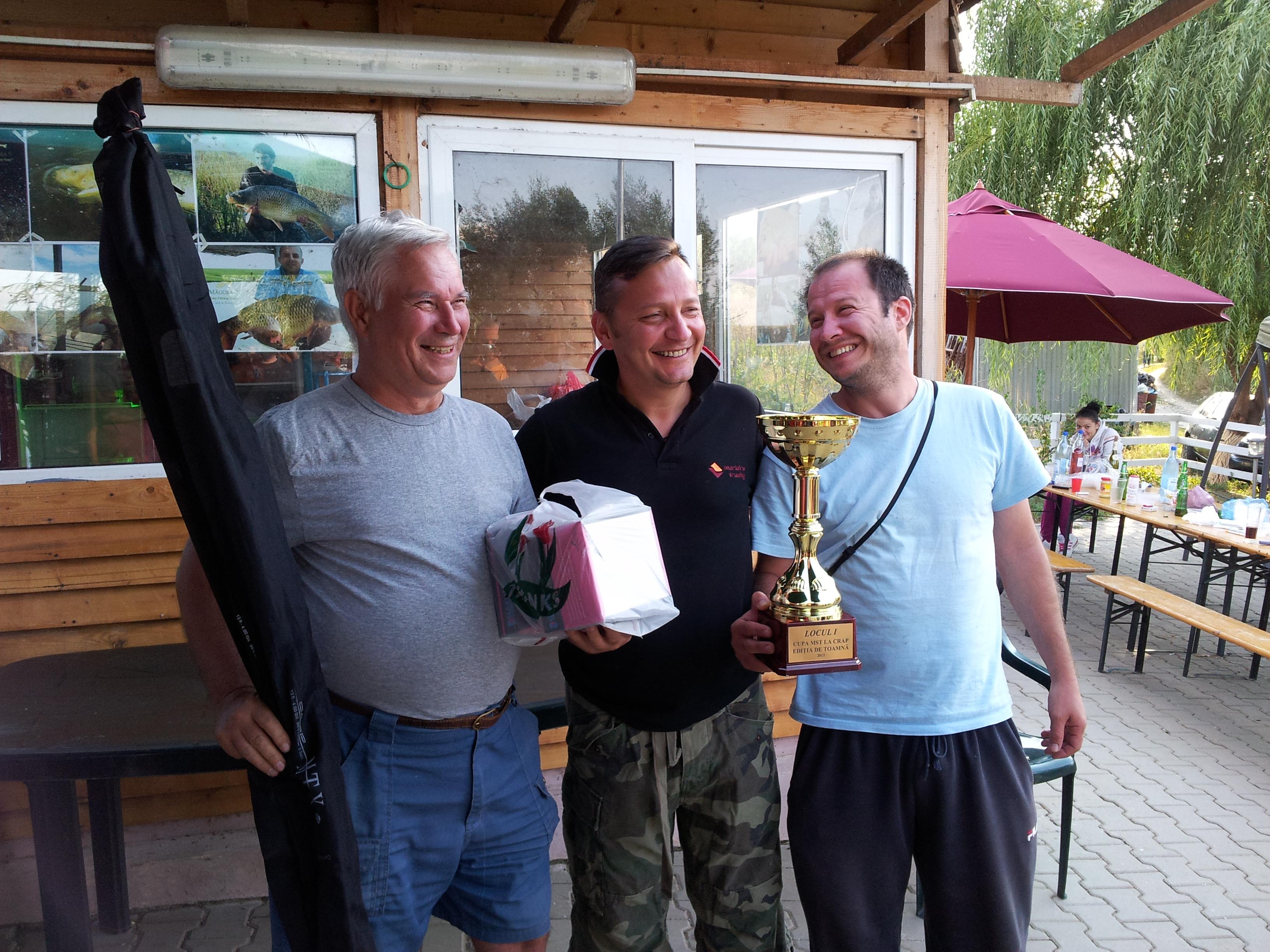CUPA COMISIONARULUI 2013 PARTEA II