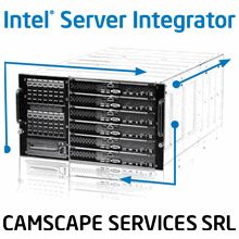 camscape, intel server integrator
