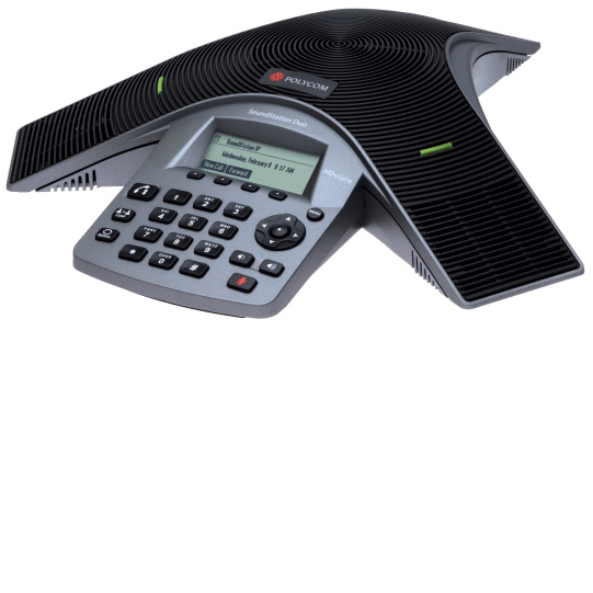 Telefon de  audioconferinta Polycom SoundStation Duo